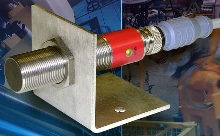 Shaft Speed Sensors feature stainless steel housing.