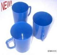 Plastic Cup is metal detectable.