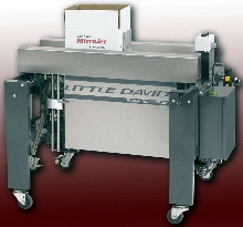 Case Former saves space and time in packaging line.