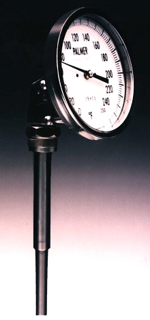 Dial Thermometers replace liquid-in-glass units.