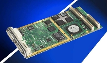 PMC Card suits VME, CompactPCI, and PCI systems.