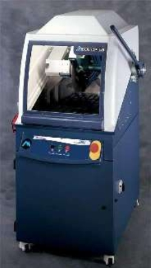 Abrasive Cutter features manual control.