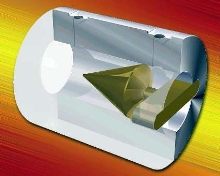 Wafer-Cone Flowmeter suits small line sizes.