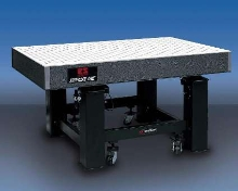 Optical Tables offer nonmagnetic option.