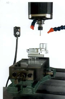 Tool Recognition System uses laser to detect broken tools.