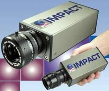 Machine Vision Cameras offer resolutions to 1,600 x 1,200.
