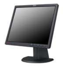 LCD Monitor provides 1,280 x 1,024 native resolution.