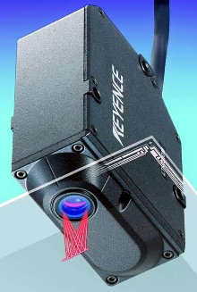 Measurement Laser assesses thickness to 0.01 micron.