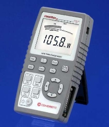 Laser Meter includes PC host interface.