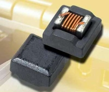 Inductor suits medium/low-frequency resonant circuits.