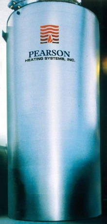 Recycled Water Tank has heating/cooling capabilities.