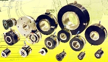 Hollow Shaft Encoders are suited for use with motors.