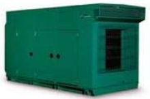 Enclosures include generator sets from 230-1,000 kW.