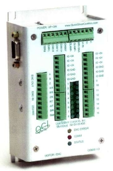 Servo Controller/Driver works with microstep motors.