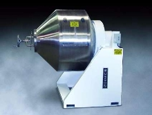 Rotary Batch Mixers blend heavy, abrasive materials.