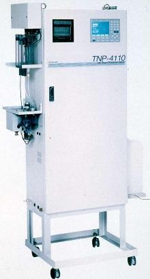 Online Analyzer measures total nitrogen and phosphorus.
