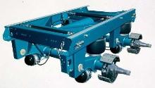 Trailer Suspension System provides 46,000 lb capacity.