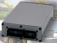 I/O Module helps control off-road equipment functions.