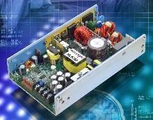 AC-DC Power Supplies suit distributed power applications.