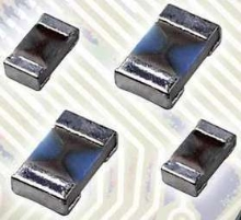 Thin Film Flat Chip Fuses offer current values to 5.0 A.