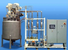Mixing System offers 600 gallon capacity.