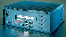 Fanless Computer suits automation applications.
