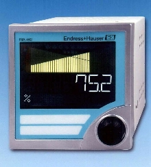 Process Display offers pump control and batch functions.