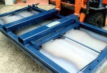 Magnetic Lifting Frames work in the air or on the ground.