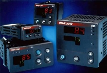 Temperature/Process Controller offers optional timer.