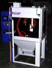 Rotary Blast Machine offers flexible, adjustable operation.