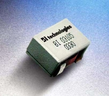 Shielded Inductors are rated for operation to 180°F.