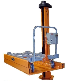 Cart Positioner offers 3,000 lb capacity.