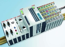 Embedded PC can be used as EtherCAT master.