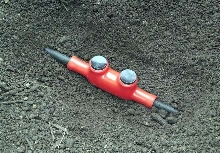 Splice/Reducer suits direct burial applications.