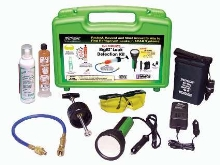 Leak Detection Kit helps pinpoint refrigerant leaks.