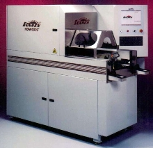 Grinding System holds tight tolerances.
