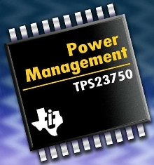 PoE Controllers are suited for IP phones and WLAN systems.