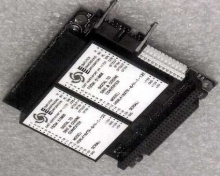 Synchro/Resolver Output Modules suit simulation applications.