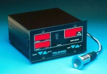 High Vacuum Sensor features all-metal, enclosed design.