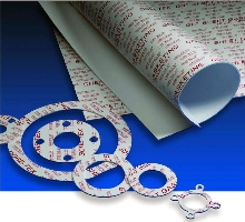 Sheet Gasketing is suited for sealing applications.