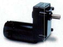 Permanent Magnet DC Gearmotors have totally enclosed design.