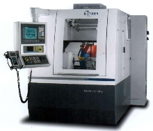 Cylindrical Grinders achieve micron precision.