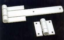 Door Hinges are offered in various styles.