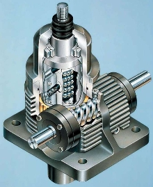 Continuous Duty Actuator delivers smooth linear movement.