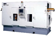Turning Center combines front and back machining.