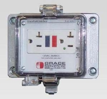 Utility Outlet offers external test/reset functions.