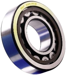 Cylindrical Roller Bearings run cool at high speeds.
