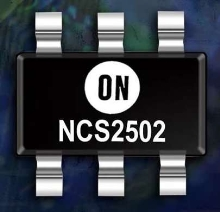 Operational Amplifiers suit low-power video applications.