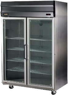 Refrigerators and Freezers target laboratory applications.