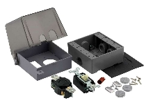 Pool Pump Receptacle Kit combines power and control.